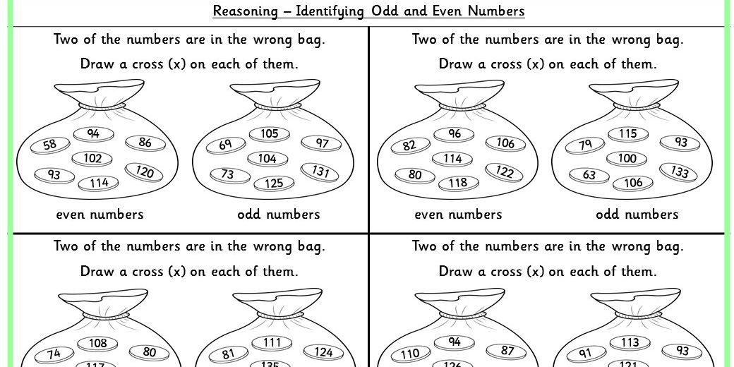 Odd even worksheets ks1 x xp 2018 odd even worksheets ks1 next image ibookread Download